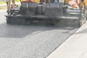 This is a picture of a driveway paving services.
